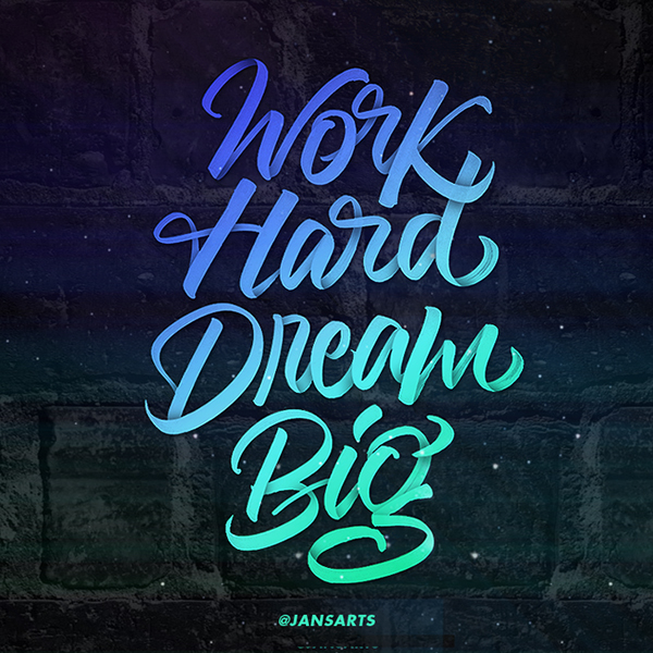 40+ Extremely Creative Typography Designs - 11