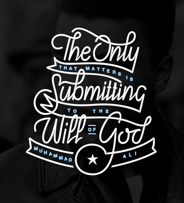 40+ Extremely Creative Typography Designs - 26