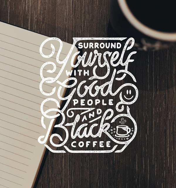 40+ Extremely Creative Typography Designs - 3