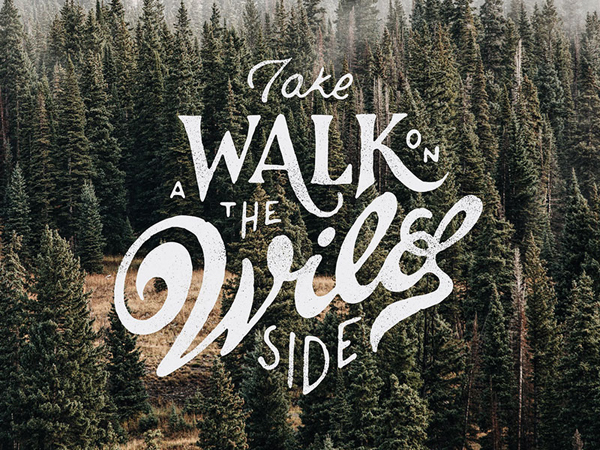 40+ Extremely Creative Typography Designs - 4