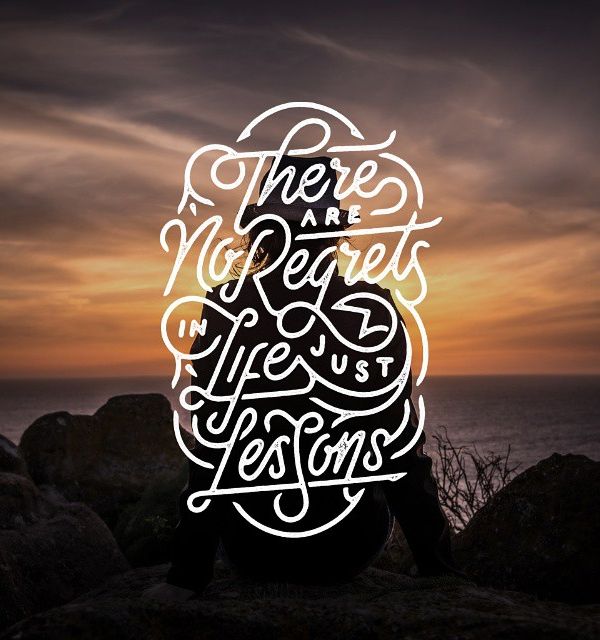 40+ Extremely Creative Typography Designs - 7