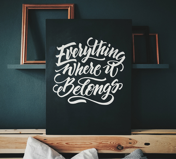 Remarkable Lettering and Typography Design for Inspiration - 2