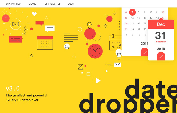 Flat Design Websites for Inspiration