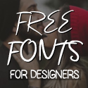 Post Thumbnail of Fresh Free Fonts for Designers (19 fonts)