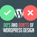 Do's and Don'ts of WordPress Design