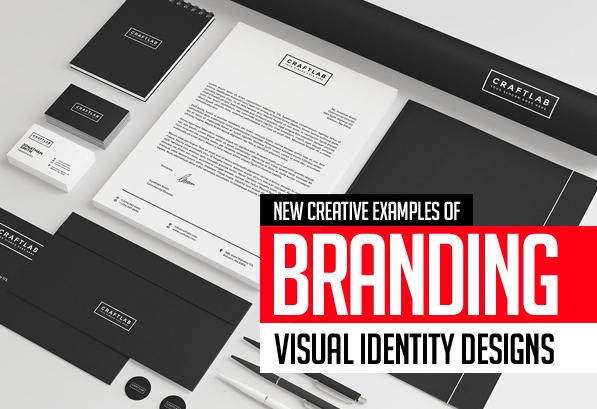 27 New Creative Branding, Visual Identity and Logo Design Examples