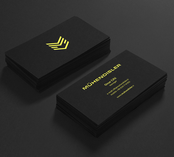 Branding: Muhendisler - Business Card