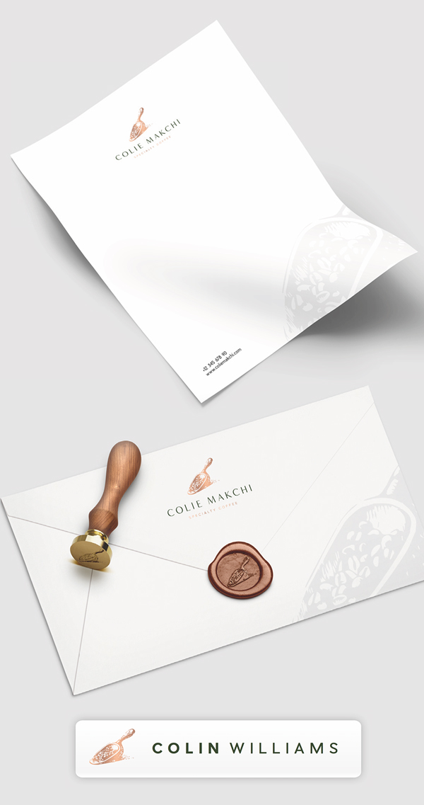 Branding: Specialty Coffee - Stationary Items