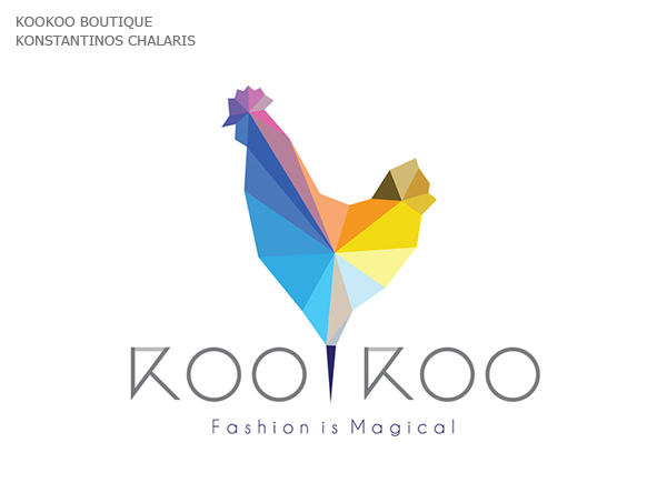 50 Creative Rooster Logo Designs for Inspiration - 49