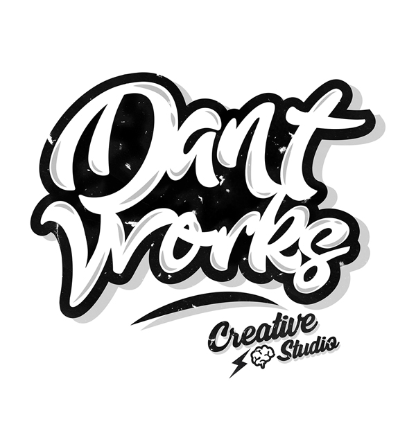 Simple Typography Spells Out A Powerful Motivation For: Lettering, Calligraphy And Typography Designs