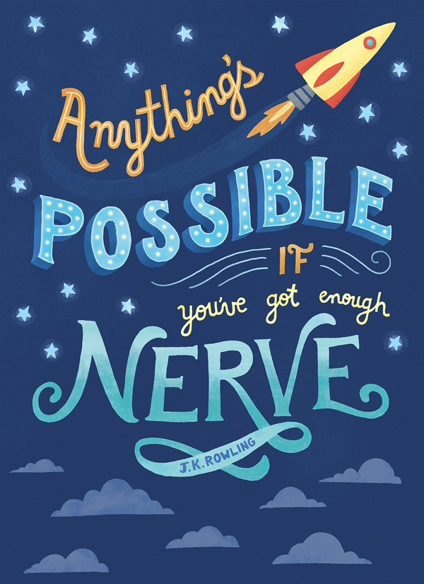 Remarkable Lettering and Typography Design for Inspiration - 6