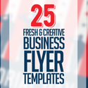 Post thumbnail of 25 Creative Corporate Flyer Templates