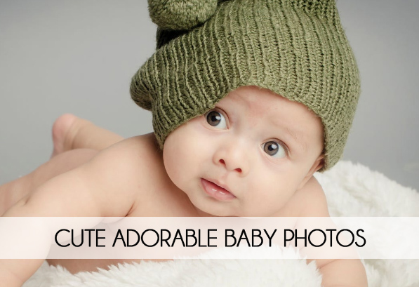 35 Cute Baby Photos That Will Put Smile On Your Face