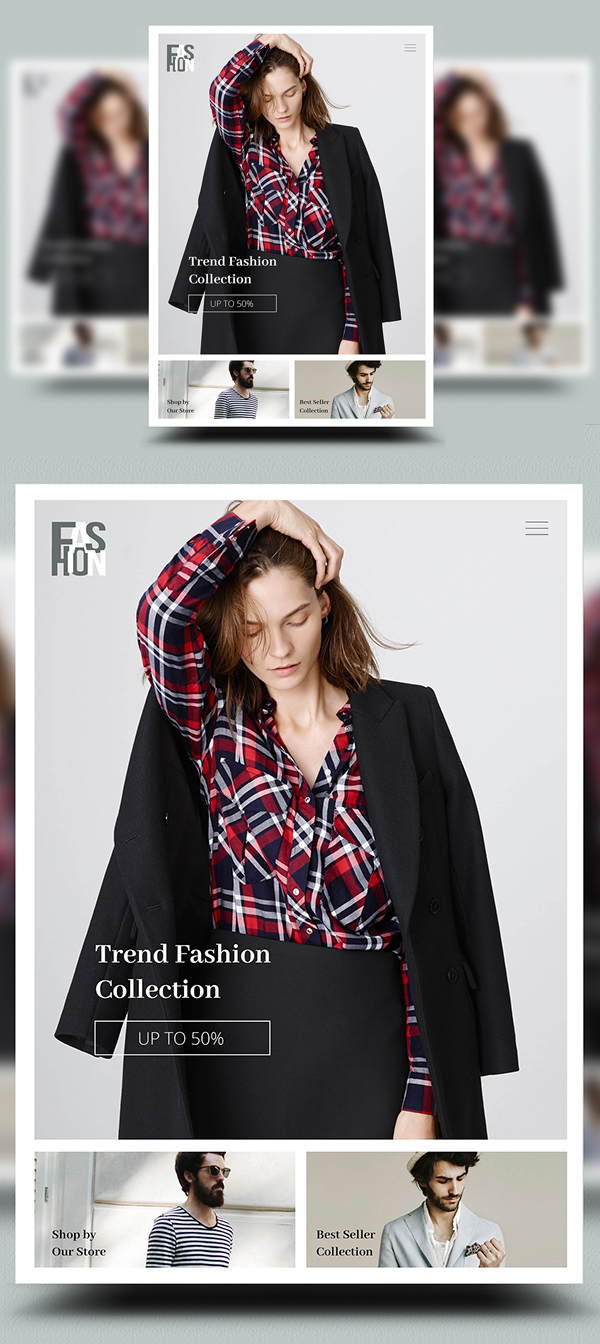 Fashion Business Flyer Template