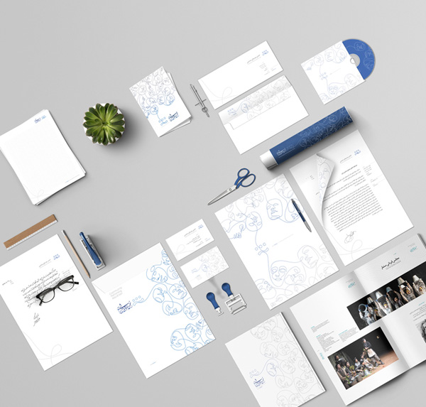 Free Download of Corporate Identity MockUp