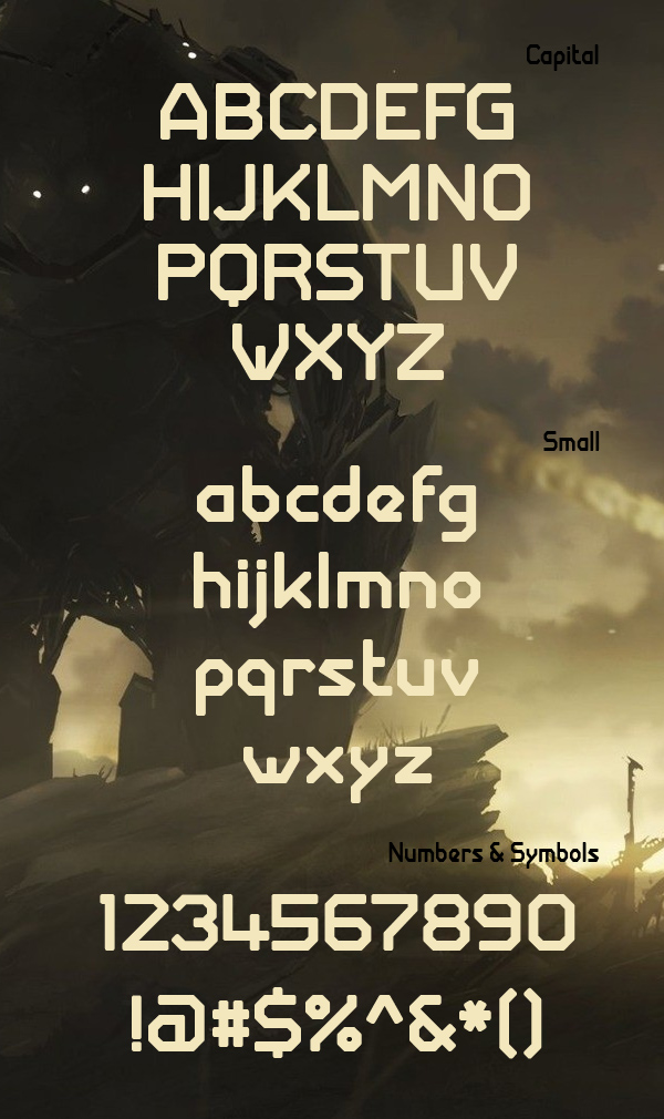 35+ Hand-picked Free Fonts Download - 32