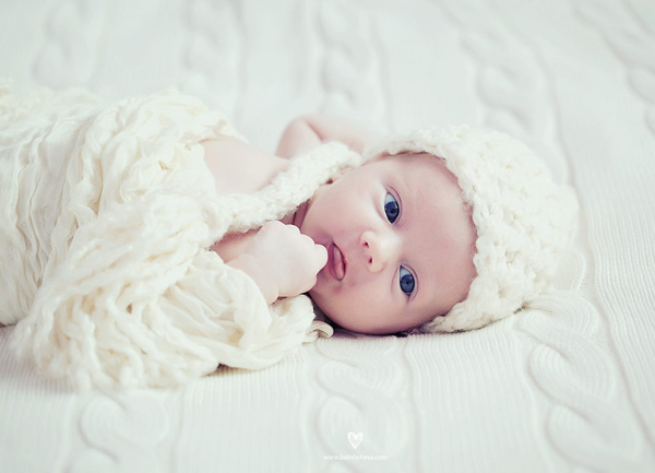 Cute Newborn Baby Photography - 11
