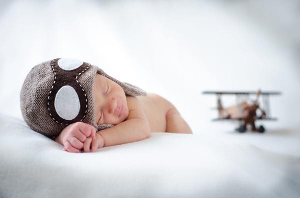 Cute Newborn Baby Photography - 27