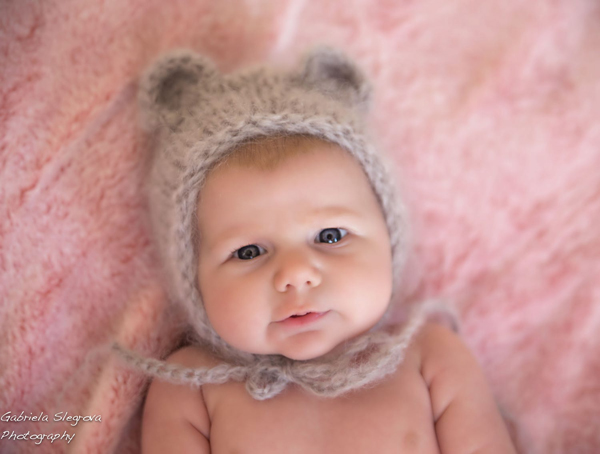 Cute Newborn Baby Photography - 32
