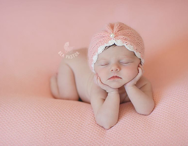 Cute Newborn Baby Photography - 5