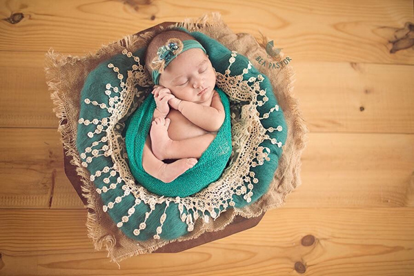 Cute Newborn Baby Photography - 6