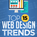 Top 15 Web Design Trends