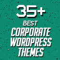 Post thumbnail of 35+ Best Corporate WordPress Themes