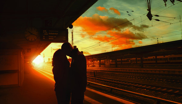 Create a Romantic Photo Manipulation in Photoshop
