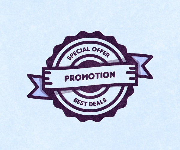 How to Create a Promotion Vector Badge in Adobe Illustrator