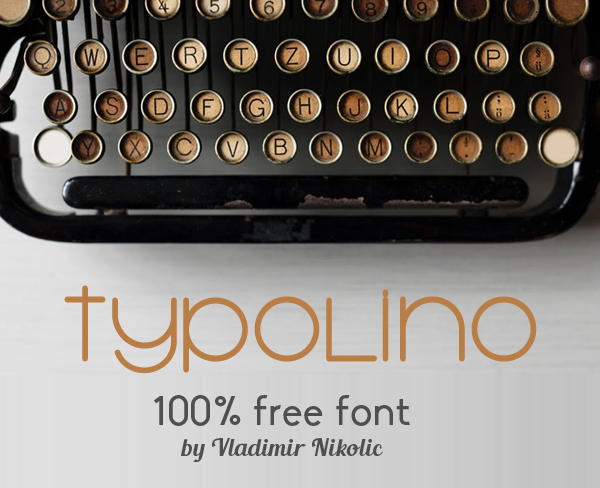 100 Greatest Free Fonts for 2020 - 73