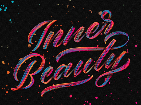 35 Remarkable Lettering and Typography Designs for Inspiration  - 12