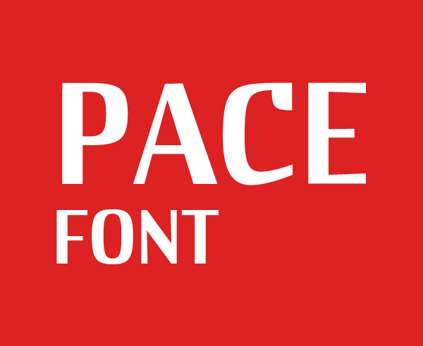 Pace Free Font