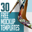 Post Thumbnail of Free PSD Mockup Templates (30 Presentation Mock-ups)