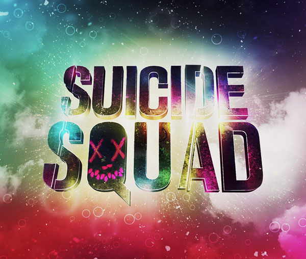 How to Create Suicide Squad Logo Artwork Tutorial