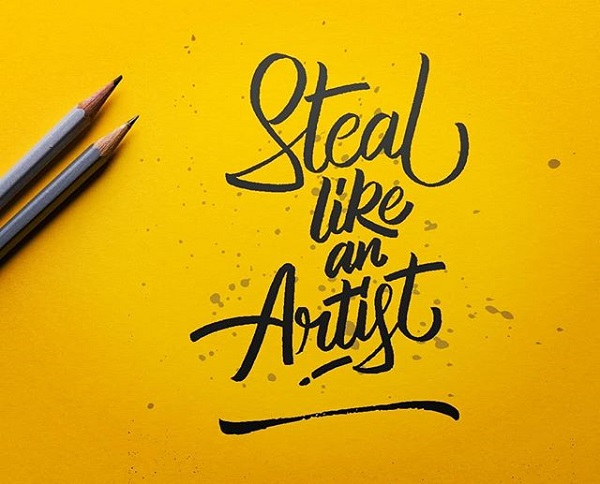 34 Remarkable Lettering and Typography Designs for Inspiration - 15
