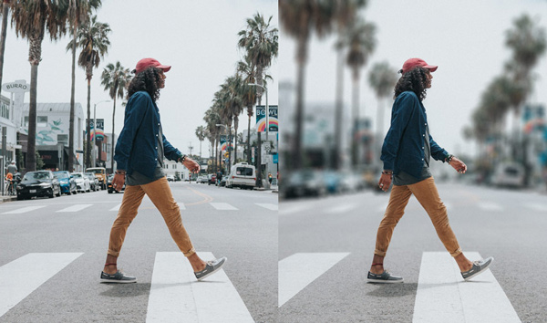 How to Blur Background Without Getting Halos in Photoshop
