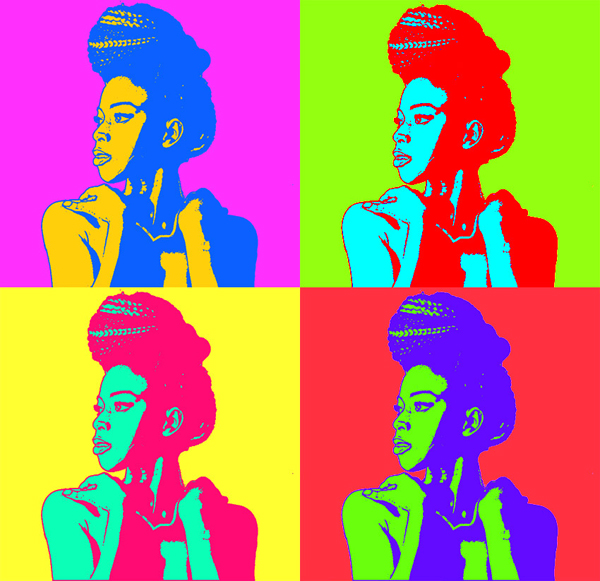 How to Create Pop Art Photo Effects With Photoshop Actions