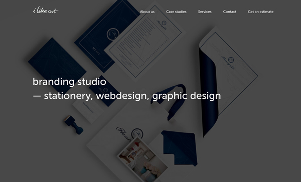 Web Design Agencies Websites – 27 Interactive Examples - 22