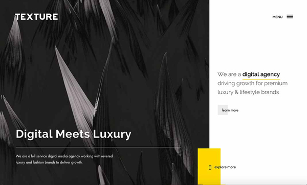 Web Design Agencies Websites – 27 Interactive Examples - 8