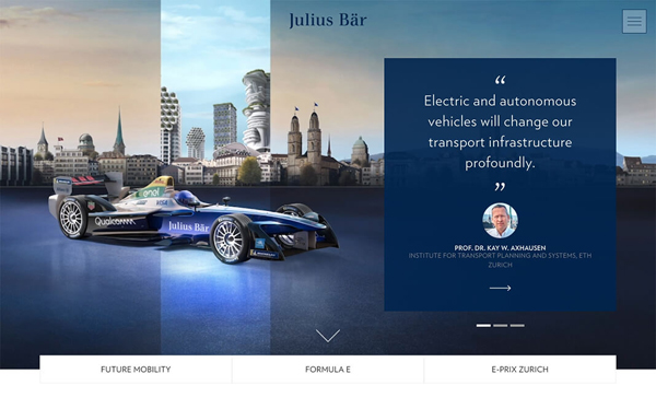 Web Design Trends 2018 – 36 New Examples