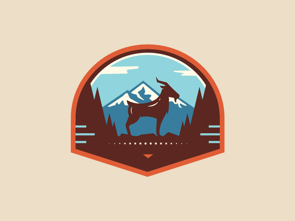 36 Great Concepts of Badge & Emblem Logo Designs - 18