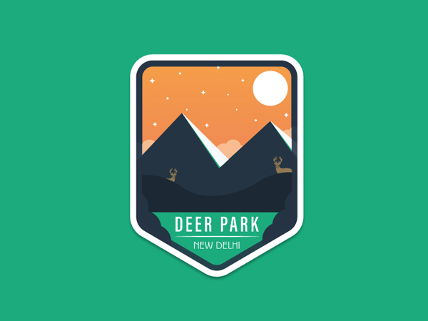 36 Great Concepts of Badge & Emblem Logo Designs - 20