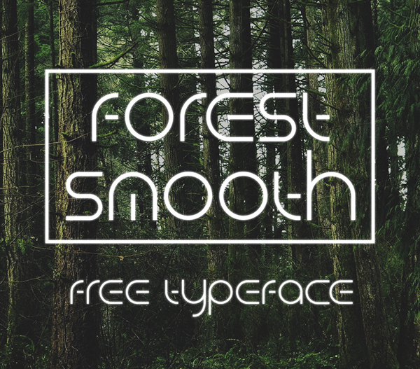 ForestSmooth Free Font