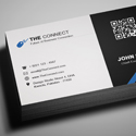 Post Thumbnail of Freebie - Corporate Business Card PSD Template