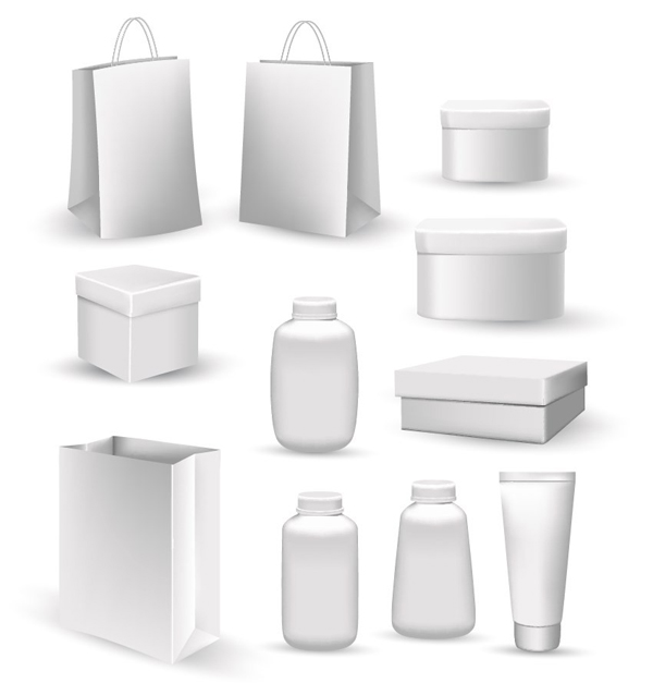 How to Draw a Collection of Bags and Containers in Adobe Illustrator