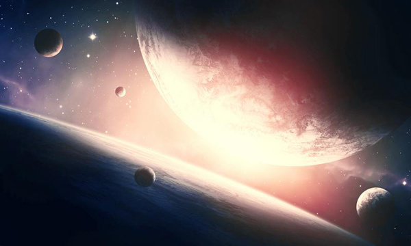 How to Create a Sci-Fi Space Scene With Adobe Photoshop