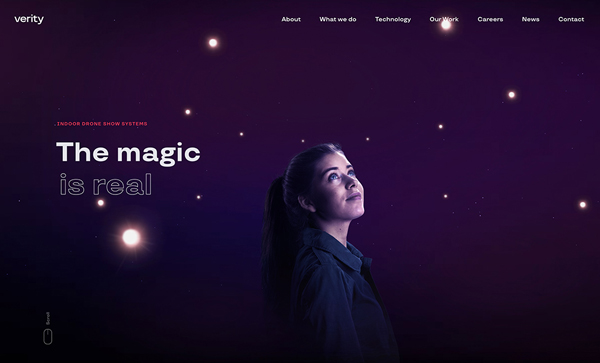 Web Design Trends 2018 : 37 New Examples - 13