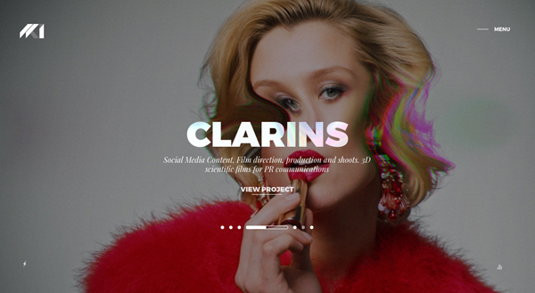 Web Design Trends 2019 - 32 New Examples - 25