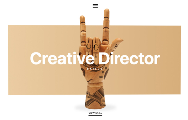 Web Design Trends 2019 - 32 New Examples - 26