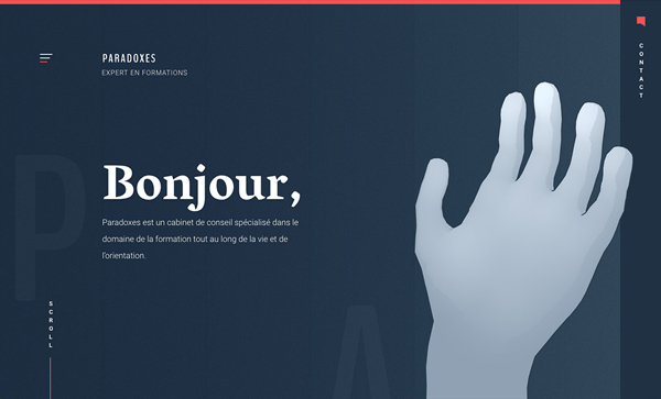 Web Design Trends 2019 - 32 New Examples - 9